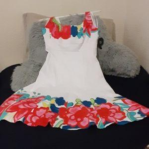 Nine west sleeveless flair mini dress.. New🥰
